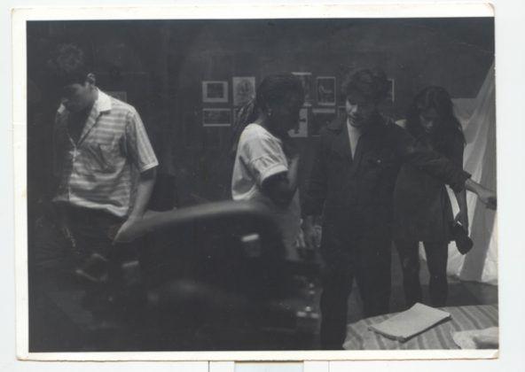 3 Rodaje de Molina s Culpa 1992 | Rialta