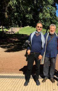 Edgardo Dobry y Daniel Samoilovich | Rialta