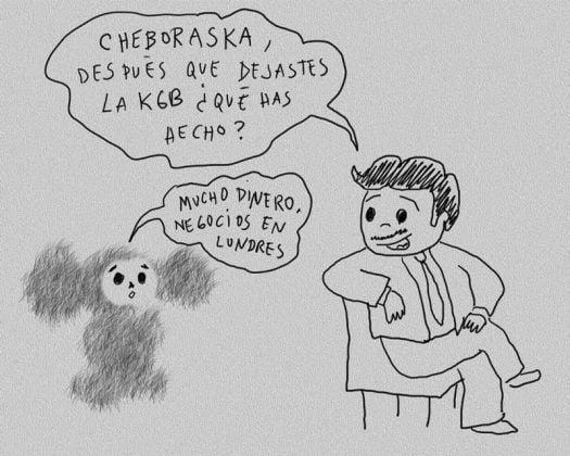 Cheboraska' 2007 | Rialta