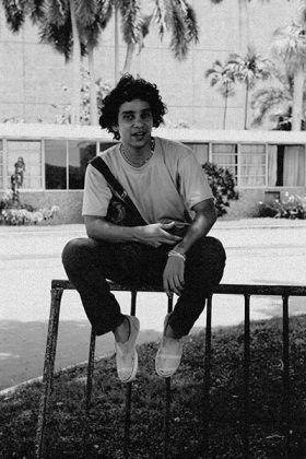 Eduardo Marín en la época del ISDI 2 | Rialta