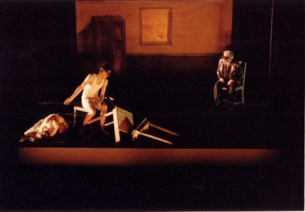Escena de una obra de María Irene Fornés FOTO Anne Militello | Rialta
