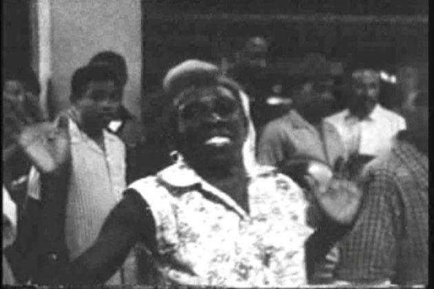 Fotograma del vídeo ʽReencarnación' 1961 2007 | Rialta