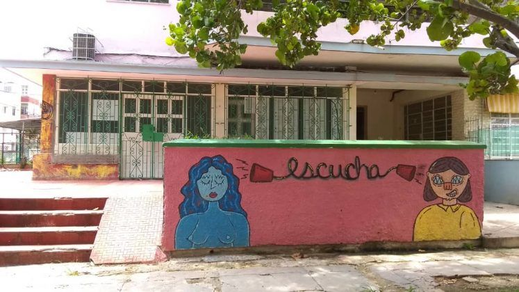 Grafiti de Azul y fulanaletal FOTO JMR | Rialta