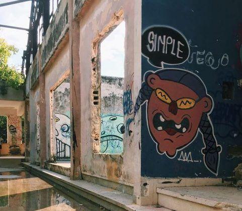 Grafiti de fulanaletal FOTO Instagram 2 | Rialta