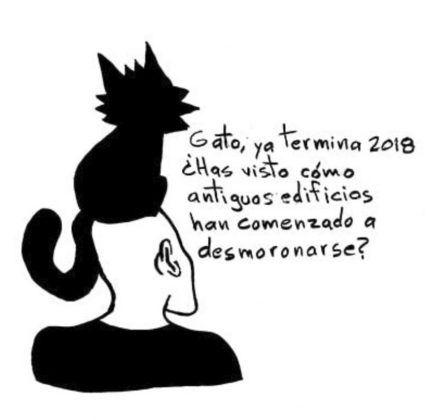 Hablando con Gato 0 | Rialta