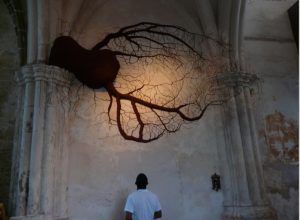 Obra de Leonel Valdés en 'Quinto día' 2010 | Rialta