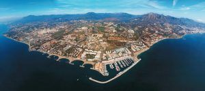 Vista áerea de Marbella | Rialta