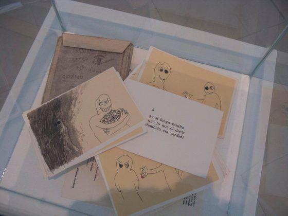 libro objeto ʽOJOVIDEO CORPORACIÓN' edición numerada de 130 ejemplares 1995 | Rialta