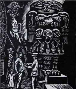 Coatlicue' Feliciano Peña 1952 | Rialta