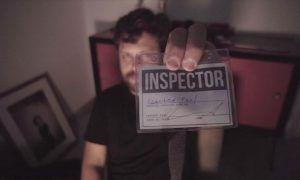 Fotograma del capítulo dedicado a Leandro Feal de la serie documental Sin 349 | Rialta