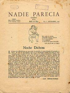 Nadie Parecía n. 1 1942 | Rialta
