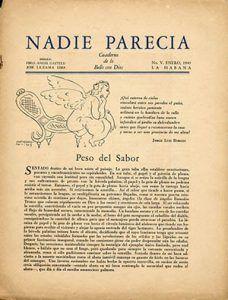 Nadie Parecía n. 5 1943 | Rialta