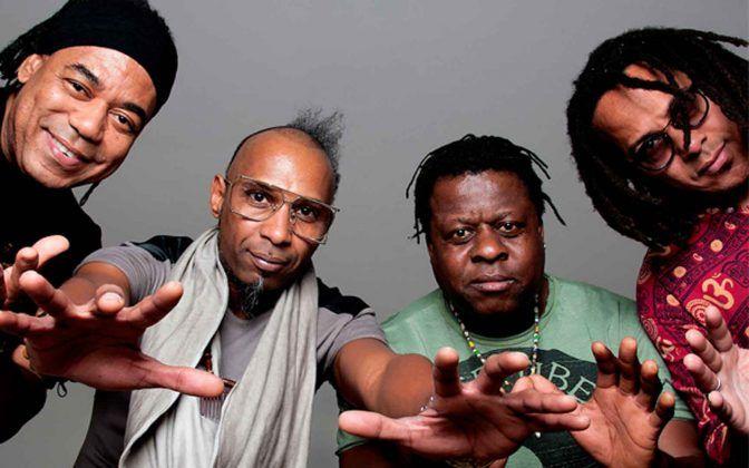 Omar Sosa y el Quarteto AfroCubano   Rialta