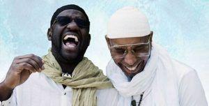 Omar con Seckou Keita   Rialta