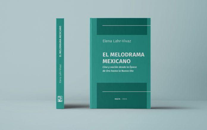 Cubierta El melodrama mexicano