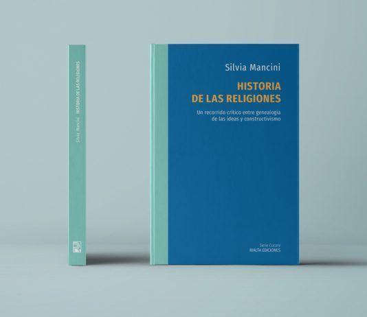Cubierta Historia de las religiones