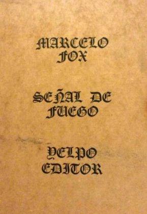 Cubierta de un libro de Marcelo Fox | Rialta