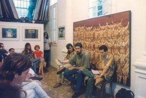 Una lectura de los integrantes del grupo Diásporas en Aglutinador | Rialta