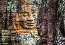 Vista de Angkor Wat (NATIONAL GEOGRAPHIC)