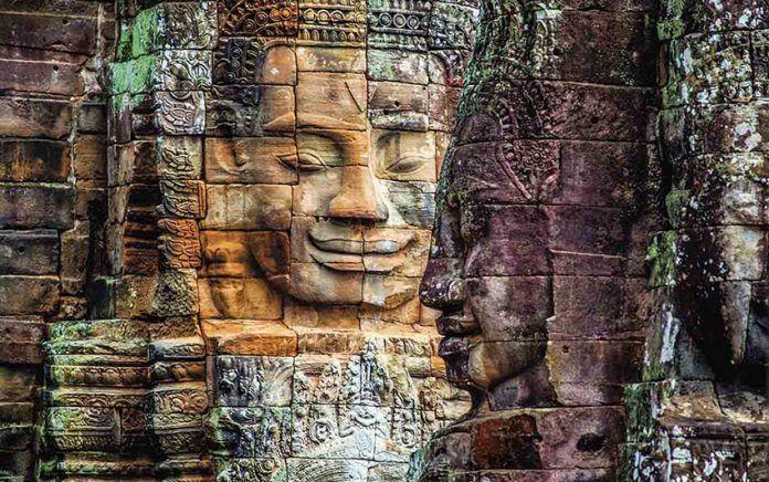 Vista de Angkor Wat (NATIONAL GEOGRAPHIC)