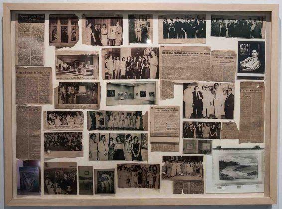 Carla Maria Bellido Descendencia 1998 2919 archives installation | Rialta