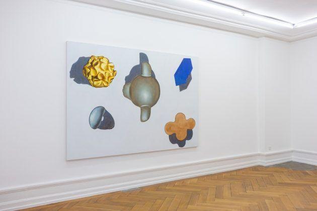 Vista de la exposición virtual ʽPerfume'en la MAI 36 Galerie 3 | Rialta