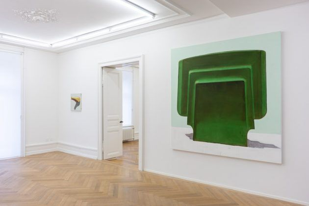 Vista de la exposición virtual ʽPerfume'en la MAI 36 Galerie 4 | Rialta