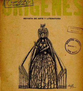 5. Caridad del Cobre en una portada de la revista Orígenes | Rialta