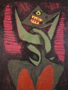 7. Cabeza de Elegguá 1949 | Rialta