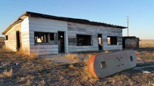 Gasolinera abandonada en Cisco Utah FOTO Jim Sullivan | Rialta