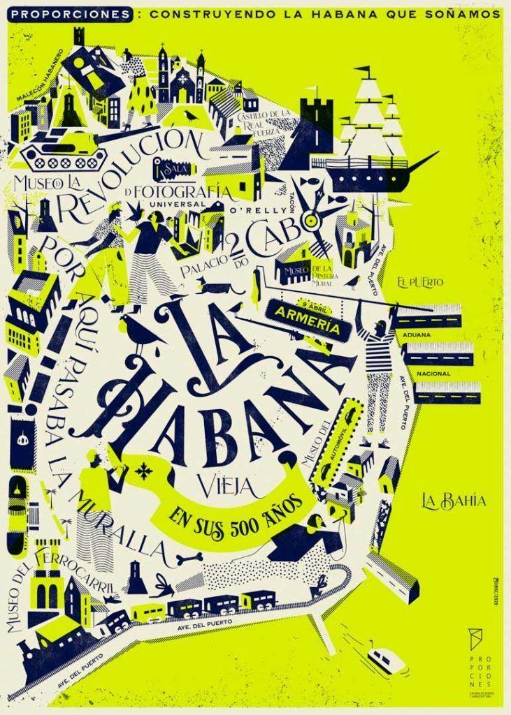 La Habana Vieja en sus 500 Estudio Proporciones 2 | Rialta