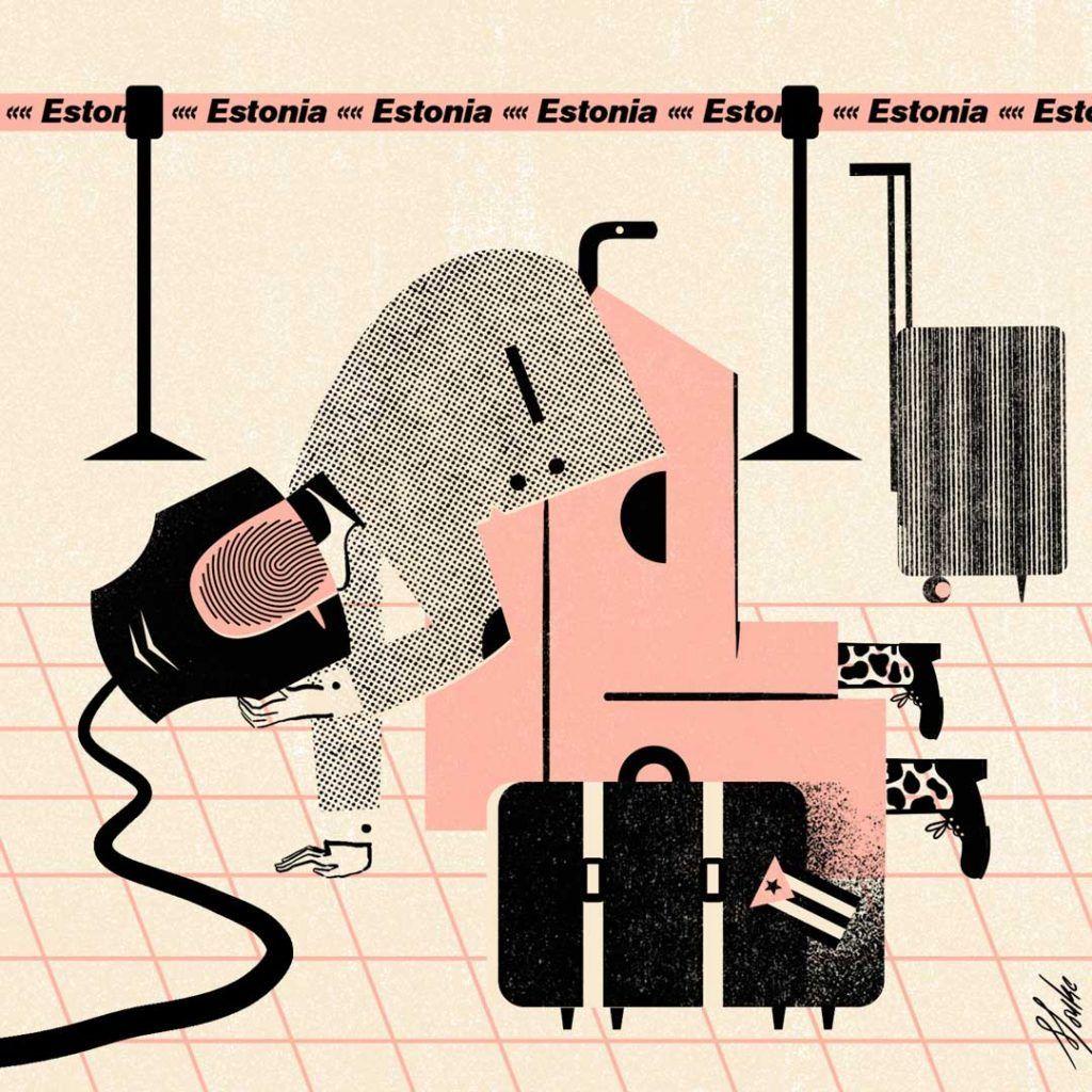 Residencia electronica de Estonia Yucabite | Rialta