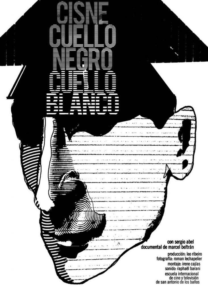 cisne cuello negro cartel | Rialta
