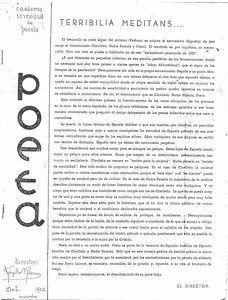 poeta n1 1942 portada1 | Rialta