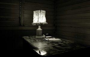 Estuario' de la serie ʽPreston caligrafia del silencio' | Rialta