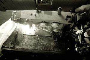 Máquina de Silvia' de la serie ʽPreston caligrafia del silencio' | Rialta