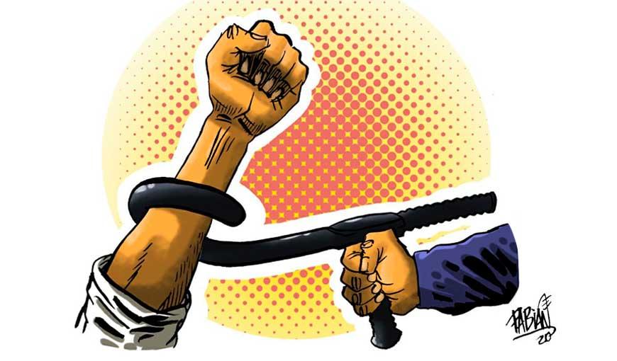 DESACATO REPRESION POLICIAL CUBA Sotolongo Fabian 20 11 EL TOQUE | Rialta