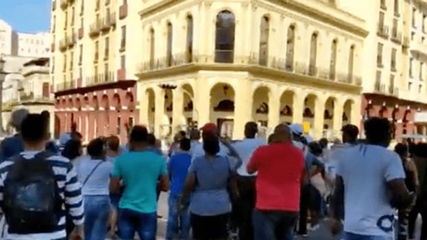 Fidel muchedumbre emprende activistas Captura CYMIMA20201122 0012 13 | Rialta