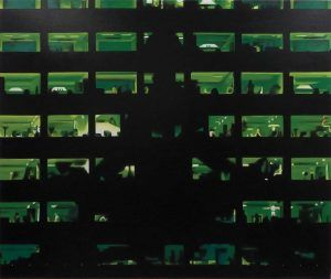 Retiro In Green' 2016 | Rialta