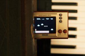 Leave Your Paused Nintendo in Akward Places Benjamin del Castillo | Rialta