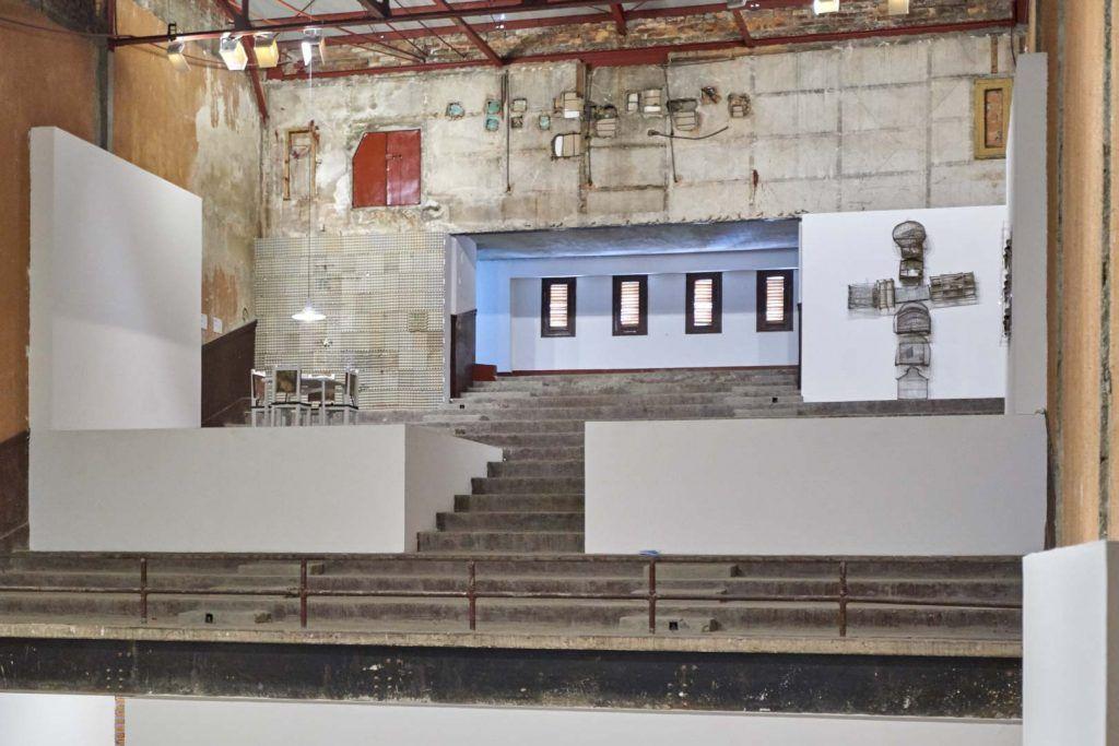 Mirador circular exhibition view Galleria Continua Ph. Néstor Kim 2   Rialta