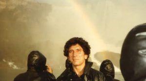 Reinaldo Arenas en las Cataratas del Niágara FOTO René Cifuentes Univisión | Rialta