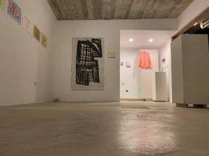 Vista del open estudio 'desPARRAGAdos sobre la yerba' | Rialta