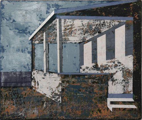 Casa de la playa' de la serie ʻHershey memorias afectivas' Enrique Silvestre | Rialta