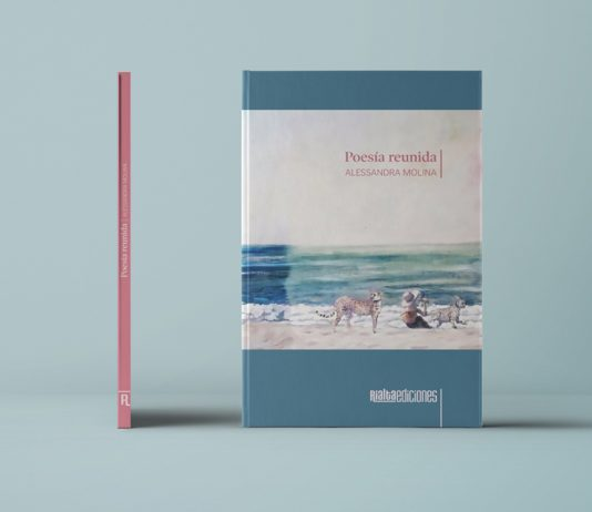 Alessandra Molina, Poesía reunida, Rialta Ediciones, 2021, ISBN 978-607-98884-2-8