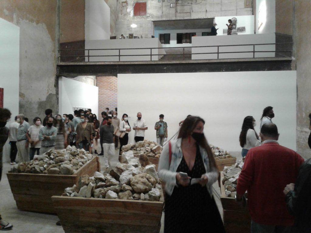 Inauguración de la exposición colectiva Mirador circular 2   Rialta