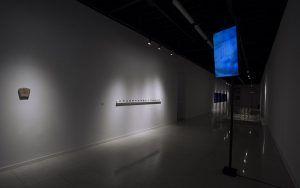 Vista de la exposición ʻNovas Bleeda' Glauber Ballestero galería Acacia 2020 6 | Rialta
