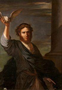 Arquitas filósofo de Tarento Salvator Rosa 1668 | Rialta
