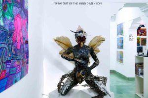 Flying Out Exhibition RieraStudio 0.1.2 | Rialta