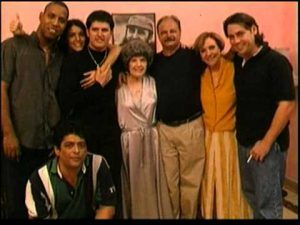 Fotograma de 'Video de Familia' Humberto Padrón dir. 2000 | Rialta